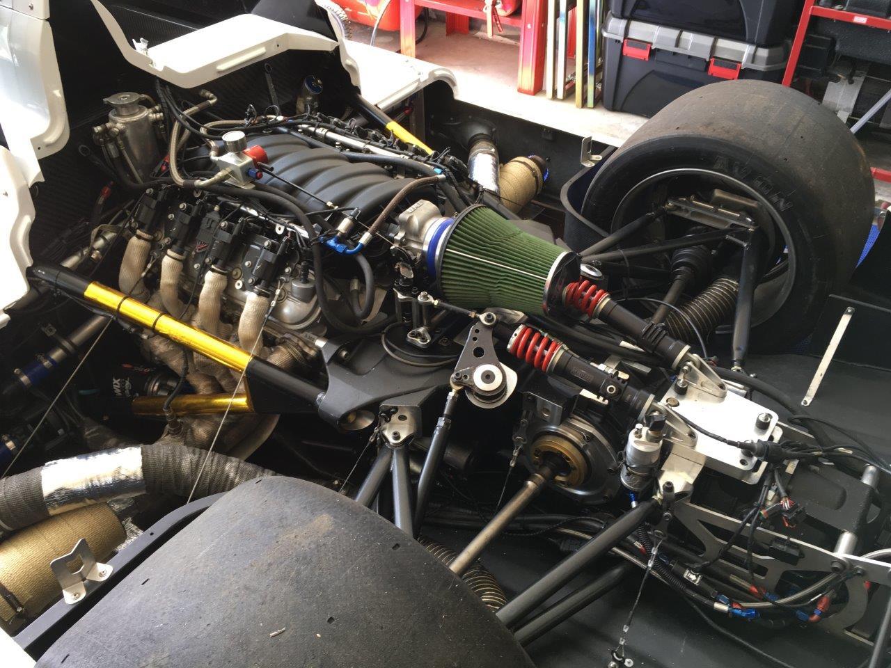 Norma LS7 V8